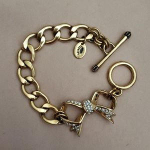 Juicy Couture Bow Bracelet